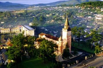 Top 10 nhà thờ đẹp nhất ở Đà Lạt