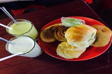 Món ngon Đà Lạt - Sữa đậu nành nóng