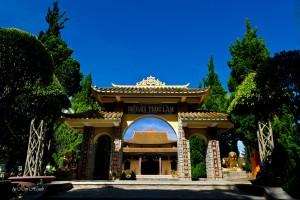 Thiền Viện Trúc Lâm Đà Lạt–Thanh Tịnh Chốn Thiền Môn.